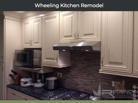Wheeling Kitchen Remodel