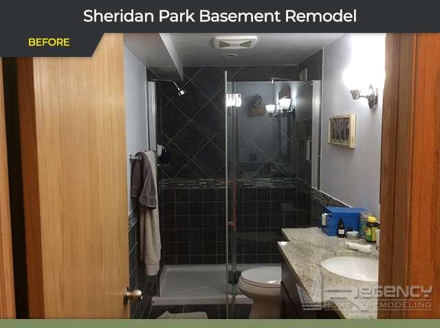 Basement Remodel - 4413 N Magnolia Ave Chicago, IL 60640 by Regency Home Remodeling