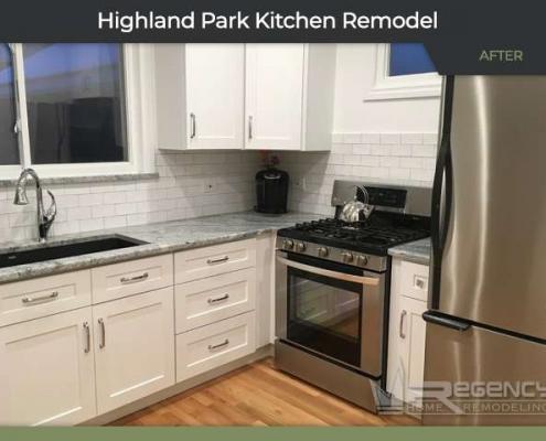 Kitchen Remodel - 179 Bloom St, Highland Park IL 60035 by Regency Home Remodeling
