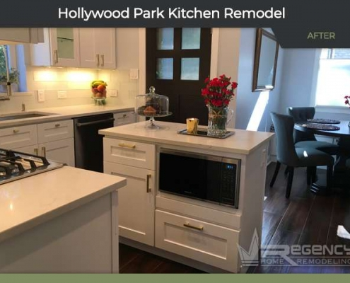 Kitchen Remodel - 3557 W Hollywood Ave, Chicago, IL 60659 by Regency Home Remodeling
