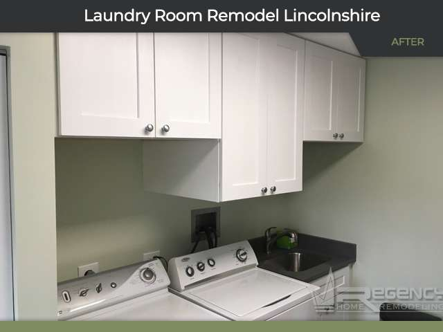 Laundry Room Remodel - 3 Bristol Ct, Lincolnshire, IL 60069 by Regency Home Remodeling