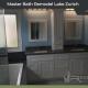 Master Bath Remodel - 1134 Pheasant Ridge Dr, Lake Zurich, IL 60047 by Regency Home Remodeling