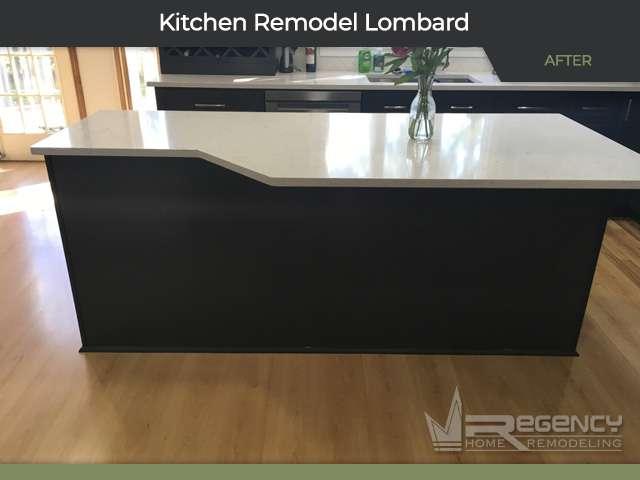 Kitchen Remodel - 575 S Cedar Ln, Lombard, IL 60148 by Regency Home Remodeling