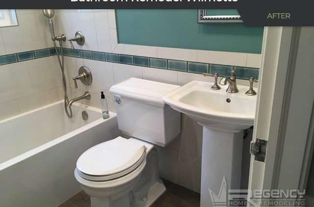 Bathroom Remodel - Wilmette, IL 60091 by Regency Home Remodeling
